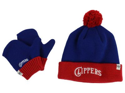 Los Angeles Clippers '47 NBA HWC Toddler '47 BAM BAM Knit Set