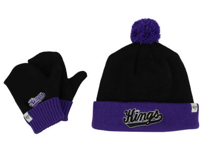 Sacramento Kings '47 NBA HWC Toddler '47 BAM BAM Knit Set