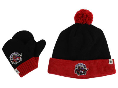Toronto Raptors '47 NBA HWC Toddler '47 BAM BAM Knit Set