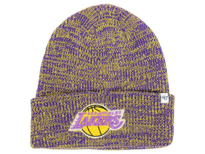 Los Angeles Lakers '47 NBA HWC '47 Lancaster Cuff Knit