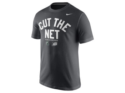 Michigan State Spartans Nike NCAA Men's 2015 Final Four Regional Champ Locker Room T-Shirt
