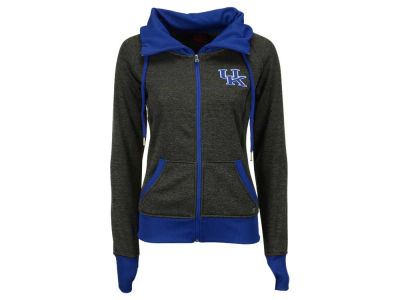 Kentucky Wildcats NCAA Women's Cowl Neck Full Zip Jacket