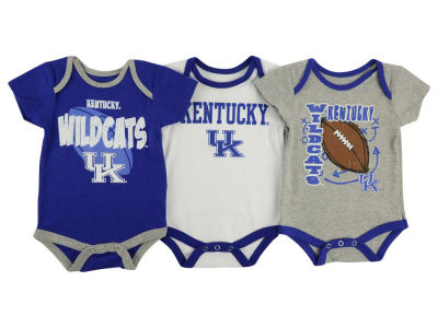 Kentucky Wildcats NCAA Infant 3 Point Spread Set
