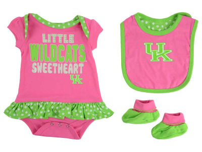 Kentucky Wildcats NCAA Infant Girls Little Sweet Set