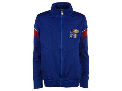 Kansas Jayhawks NCAA Youth Precision Track Jacket