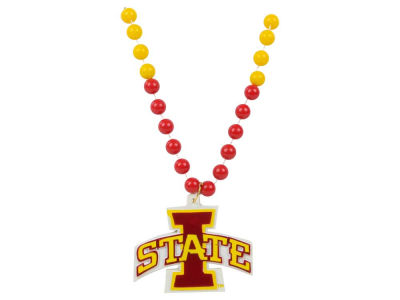 Iowa State Cyclones Team Logo Beads-Rico