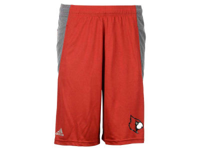 Louisville Cardinals adidas NCAA Men's Primary Screen Clima Shorts