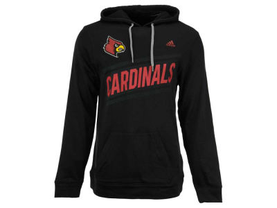 Louisville Cardinals adidas NCAA Men's Light Work Pullover Hoodie