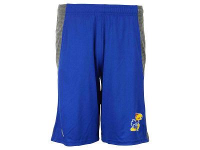 Kansas Jayhawks adidas NCAA Men's Primary Screen Clima Shorts