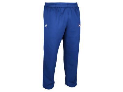 Kansas Jayhawks adidas NCAA Men's Primary Logo Climawarm Pants