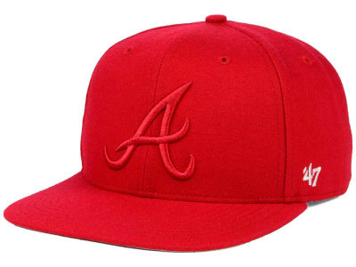 Atlanta Braves '47 MLB '47 Tonal America Sure Shot Snapback Cap