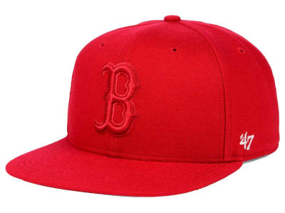 Boston Red Sox '47 MLB '47 Tonal America Sure Shot Snapback Cap