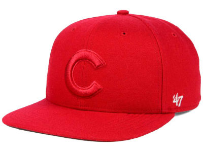 Chicago Cubs '47 MLB '47 Tonal America Sure Shot Snapback Cap