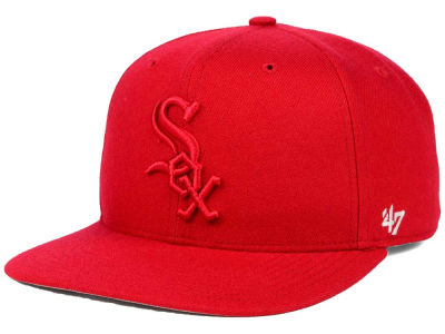 Chicago White Sox '47 MLB '47 Tonal America Sure Shot Snapback Cap