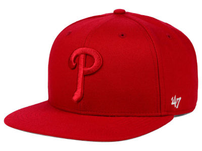 Philadelphia Phillies '47 MLB '47 Tonal America Sure Shot Snapback Cap