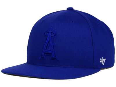 Los Angeles Angels '47 MLB '47 Tonal America Sure Shot Snapback Cap