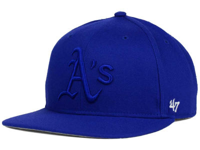 Oakland Athletics '47 MLB '47 Tonal America Sure Shot Snapback Cap