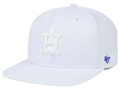 Houston Astros '47 MLB '47 Tonal America Sure Shot Snapback Cap
