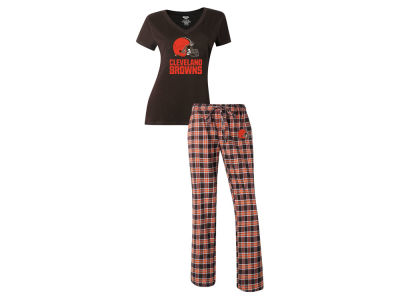 Cleveland Browns NFL Women's Medalist Sleep Set