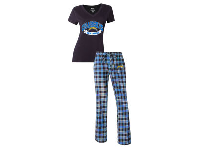 Los Angeles Chargers NFL Women's Medalist Sleep Set
