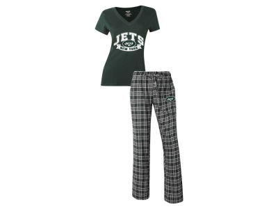 New York Jets NFL Women's Medalist Sleep Set