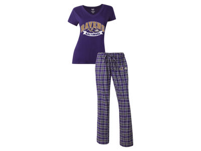 Baltimore Ravens NFL Women's Medalist Sleep Set