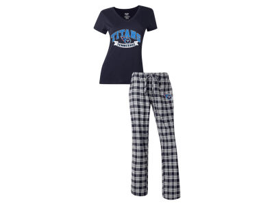 Tennessee Titans NFL Women's Medalist Sleep Set