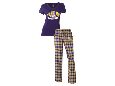 LSU Tigers NCAA Women's Medalist Sleep Outfit