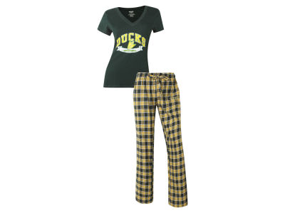 Oregon Ducks NCAA Women's Medalist Sleep Outfit
