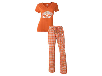Texas Longhorns NCAA Women's Medalist Sleep Outfit
