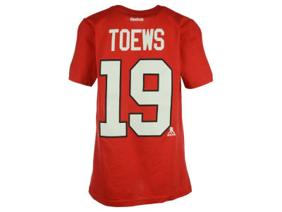 Chicago Blackhawks Jonathan Toews NHL Youth Player T-Shirt