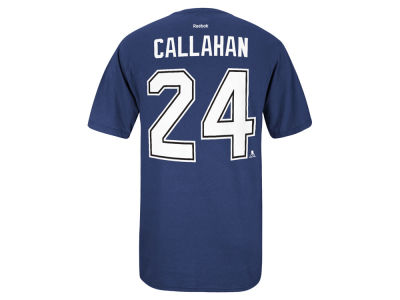 Tampa Bay Lightning Ryan Callahan NHL Youth Player T-Shirt