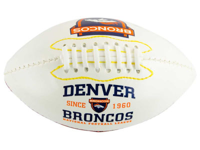 Denver Broncos Youth NFL Mini Autograph Football