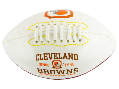 Cleveland Browns Youth NFL Mini Autograph Football