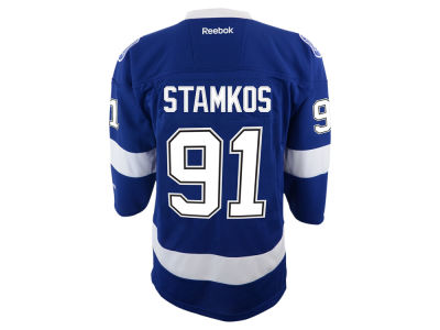 Tampa Bay Lightning Steven Stamkos NHL Youth Premier Jersey
