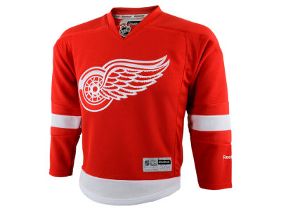 Detroit Red Wings Reebok NHL Youth Premier Jersey