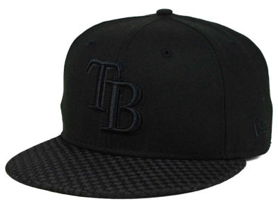 Tampa Bay Rays New Era MLB Wovenrine 59FIFTY Cap