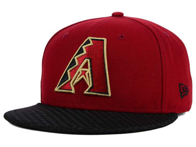 Arizona Diamondbacks New Era MLB Wovenrine 59FIFTY Cap