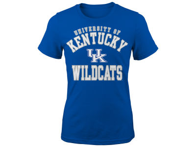 Kentucky Wildcats NCAA Girls University Stack T-Shirt