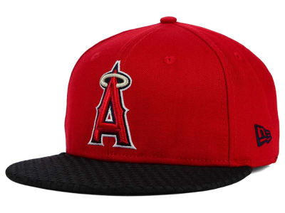 Los Angeles Angels New Era MLB Wovenrine 59FIFTY Cap