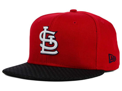 St. Louis Cardinals New Era MLB Wovenrine 59FIFTY Cap
