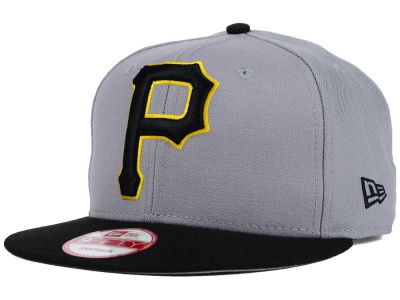 Pittsburgh Pirates New Era MLB Biggie 9FIFTY Snapback Cap