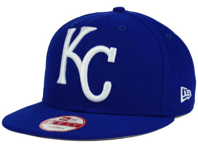 Kansas City Royals New Era MLB Biggie 9FIFTY Snapback Cap