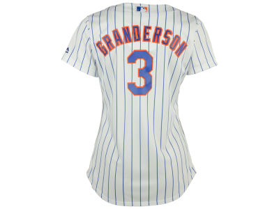 New York Mets Curtis Granderson MLB Women's Cool Base Player Replica Jersey