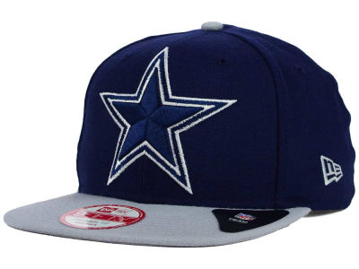 Dallas Cowboys New Era NFL Wool Classic XL Logo 9FIFTY Snapback Cap