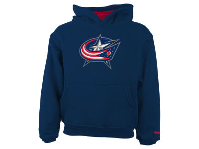 Columbus Blue Jackets Reebok NHL Toddler Prime Logo Hoodie