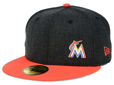 Miami Marlins New Era MLB Smalls 59FIFTY Cap