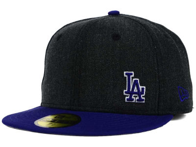 Los Angeles Dodgers New Era MLB Smalls 59FIFTY Cap