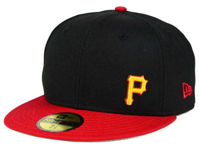 Pittsburgh Pirates New Era MLB Smalls 59FIFTY Cap
