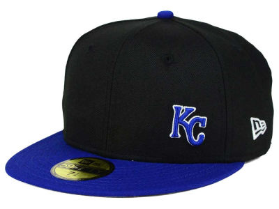Kansas City Royals New Era MLB Smalls 59FIFTY Cap